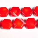 Koralas, šešiakampis 11 mm