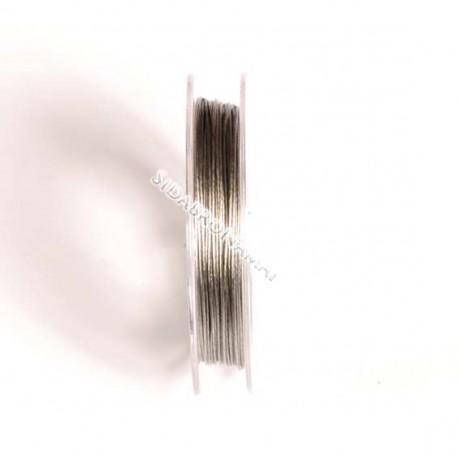 Troselis sidabro sp., 10 m. 0,45 mm. MET 1282