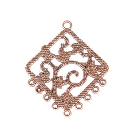 Paskirstytojas. antik. raud. bronz. sp. 41x50 mm
