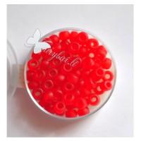 Biseris - 5 mm, 10 gr. raudonas (5507 140)