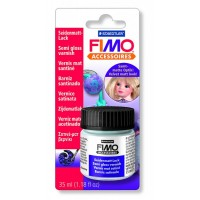FIMO lakas pusiau blizgus 35 ml