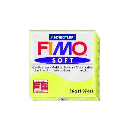 FIMO soft modelinas citrininis, 56g