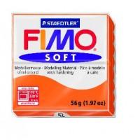 FIMO soft modelinas oranžinis, 56g