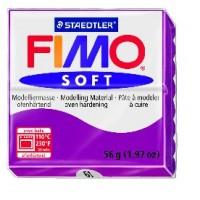 FIMO soft modelinas purpurinės sp., 56g