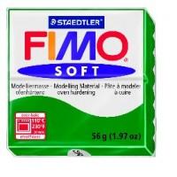 FIMO soft modelinas smaragdinės sp., 56g