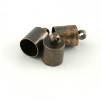 Antgalis antik vario sp., 10x6x5.5mm, 1 vnt.