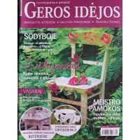 """Žurnalas """"Geros idėjos""""  2010/2"""
