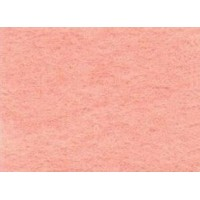 Filcas poliesterio 150x150mm, rožinis 1mm, 1 vnt.