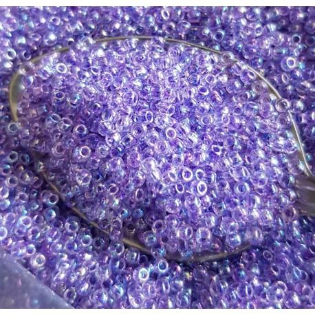 Biseris Toho, Transparent-Rainbow Foxglove, TR-11-477D, 10 gr.