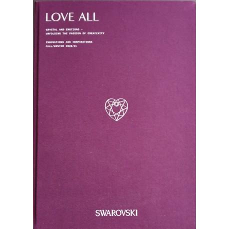"Swarovski knyga ""Love All"" Fall/Winter 2020/21 - 1 vnt."