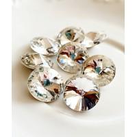 Rivoli kristalas crystal sp., 14 mm, 1 vnt.