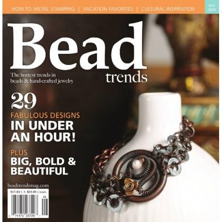 "Žurnalas ""Bead Trends""., Jul., 2010 m."