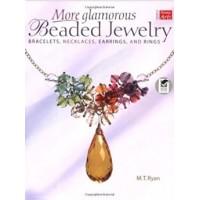 "Knyga ""Beaded Jewelry"". M.T Ryan, 176 psl."