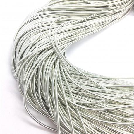 Kanitėlė, pranc. vielutė sidabro sp., minkšta, 1mm, 30 cm