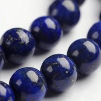 Lapis lazuli, apvalus 6 mm