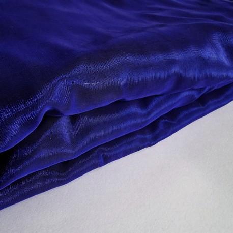 Audinys mėlynas blizgantis, 1 metras