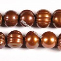 Gėlavandeniai, bronzinės sp. 8 - 8,5 mm (1 vnt.)
