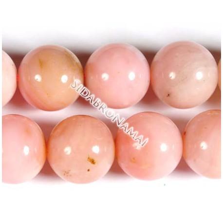 Opalas natūralus, apvalus 10 mm.