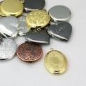 Medalionai metaliniai